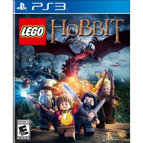 Foto Jogo Lego O Hobbit PlayStation 3 Warner Bros