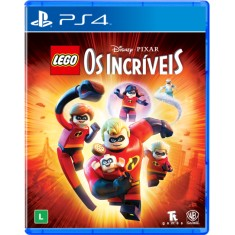 Jogo Lego Os Incríveis PS4 Warner Bros