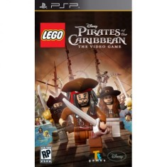 Foto Jogo Lego Piratas do Caribe Disney PlayStation Portátil