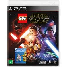 Foto Jogo Lego Star Wars: O Despertar Da Força PlayStation 3 Warner Bros
