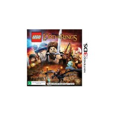 Jogo Lego The Lord of the Rings Warner Bros Nintendo 3DS