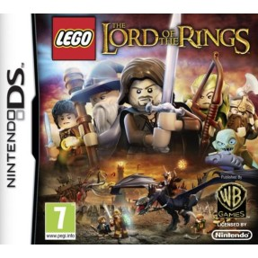 Foto Jogo Lego The Lord of the Rings Warner Bros Nintendo DS