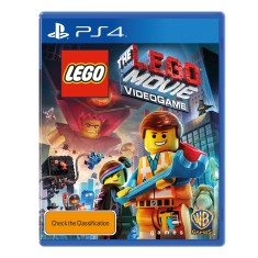 Jogo Lego The Movie PS4 Warner Bros