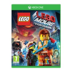 Jogo Lego The Movie Xbox One Warner Bros