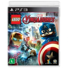 Jogo LEGO Vingadores PlayStation 3 Warner Bros