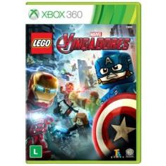 Jogo Lego Vingadores Xbox 360 Warner Bros