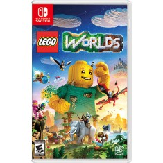 Foto Jogo Lego Worlds Warner Bros Nintendo Switch