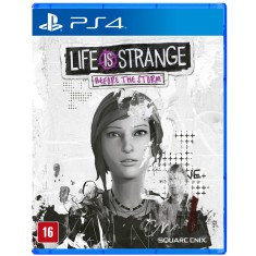Foto Jogo Life Is Strange Before The Storm PS4 Square Enix