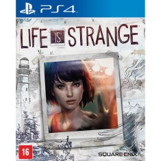 Jogo Life Is Strange PS4 Square Enix