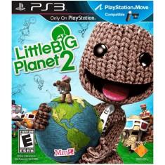 Jogo Little Big Planet 2 PlayStation 3 Sony