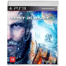 Jogo Lost Planet 3 PlayStation 3 Capcom