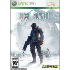 Foto Jogo Lost Planet Extreme Conditions Xbox 360 Capcom