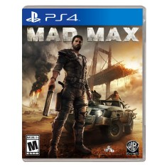 Jogo Mad Max PS4 Warner Bros