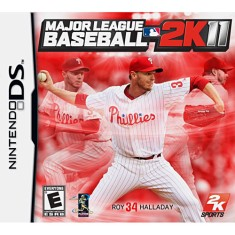 Foto Jogo Major League Baseball 2K11 2K Nintendo DS