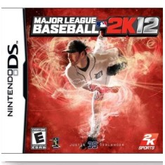 Foto Jogo Major League Baseball 2K12 2K Nintendo DS