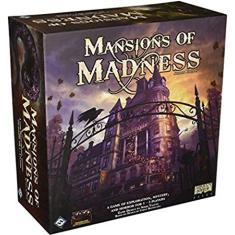 Jogo Mansions of Madness Galápagos