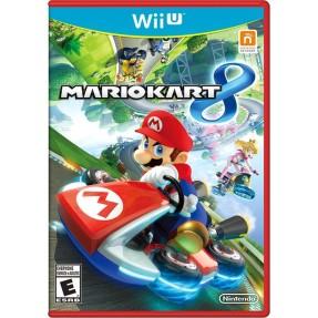 Jogo Mario Kart 8 Wii U Nintendo