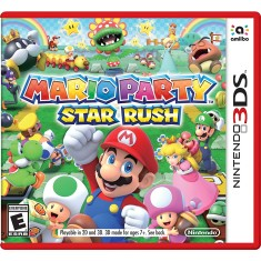 Foto Jogo Mario Party Star Rush Nintendo 3DS