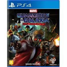 Foto Jogo Marvel Guardiões da Galáxia The Telltale Series PS4 Telltale