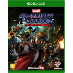 Jogo Marvel Guardiões da Galáxia The Telltale Series Xbox One Telltale