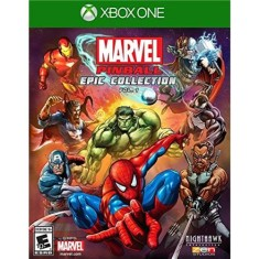 Foto Jogo Marvel Pinball Epic Collection Volume 1 Xbox One Nighthawk Interactive