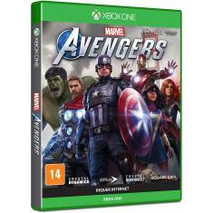 Jogo Marvel's Avengers Xbox One Crystal Dynamics