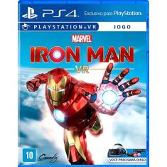 Jogo Marvel's Iron Man VR PS4 Sony