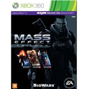 Jogo Mass Effect: Trilogy Xbox 360 EA