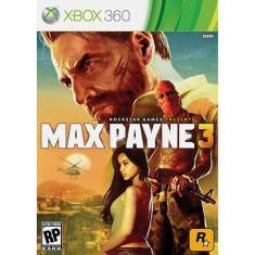 Jogo Max Payne 3 Xbox 360 Rockstar