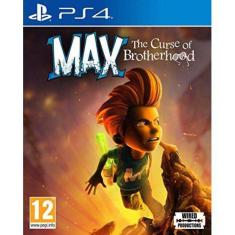 Foto Jogo Max: The Curse of Brotherhood PS4 Wired Productions