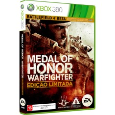 Foto Jogo Medal Of Honor: Warfighter Xbox 360 EA