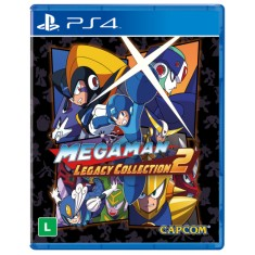 Jogo Mega Man Legacy Collection 2 PS4 Capcom
