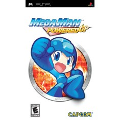 Foto Jogo Megaman Powered Up Capcom PlayStation Portátil