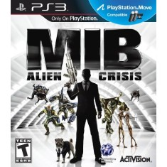 Jogo Men in Black: Alien Crisis PlayStation 3 Activision