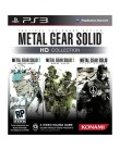 Jogo Metal Gear Solid HD Collection PlayStation 3 Konami