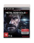Jogo Metal Gear Solid V: Ground Zeroes PlayStation 3 Konami