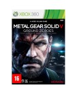 Jogo Metal Gear Solid V: Ground Zeroes Xbox 360 Konami