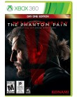 Foto Jogo Metal Gear Solid V: The Phantom Pain Xbox 360 Konami