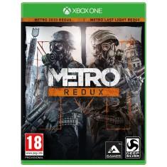 Jogo Metro Redux Xbox One Deep Silver