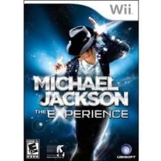 Jogo Michael Jackson: The Experience Wii Ubisoft