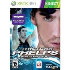 Foto Jogo Michael Phelps Push The Limit Xbox 360 505 Games