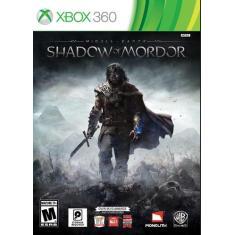 Jogo Middle-earth: Shadow of Mordor Xbox 360 Warner Bros