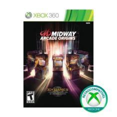 Jogo Midway Arcade Origins Xbox 360 Midway