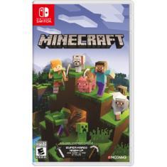 Jogo Minecraft Minecraft Telltale Nintendo Switch