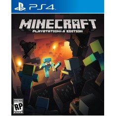 Jogo Minecraft PS4 Mojang
