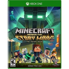 Foto Jogo Minecraft Story Mode Season Two The Telltale Series Xbox One Telltale