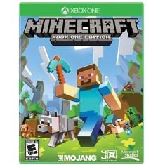 Foto Jogo Minecraft Xbox One Microsoft