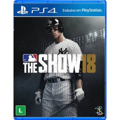 Foto Jogo MLB The Show 18 PS4 Sony