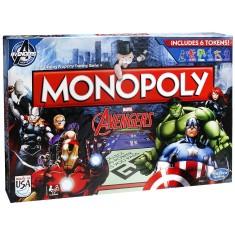 Jogo Monopoly Avengers Hasbro e6aad319c949f