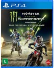 Jogo Monster Energy Supercross The Official Videogame PS4 Milestone